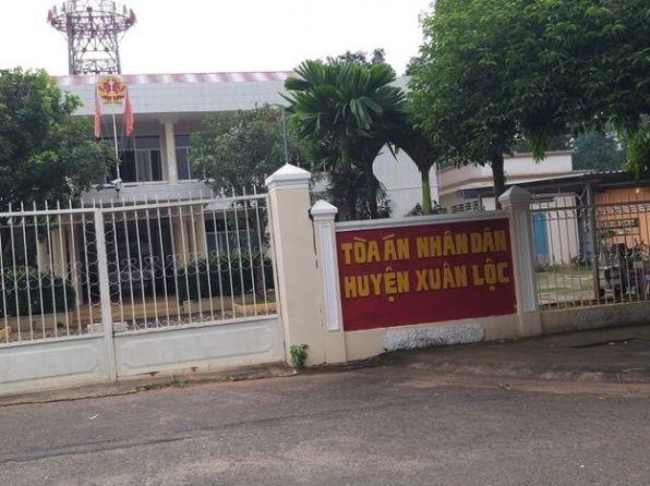 Văn phòng luật sư tại Xuân Lộc
